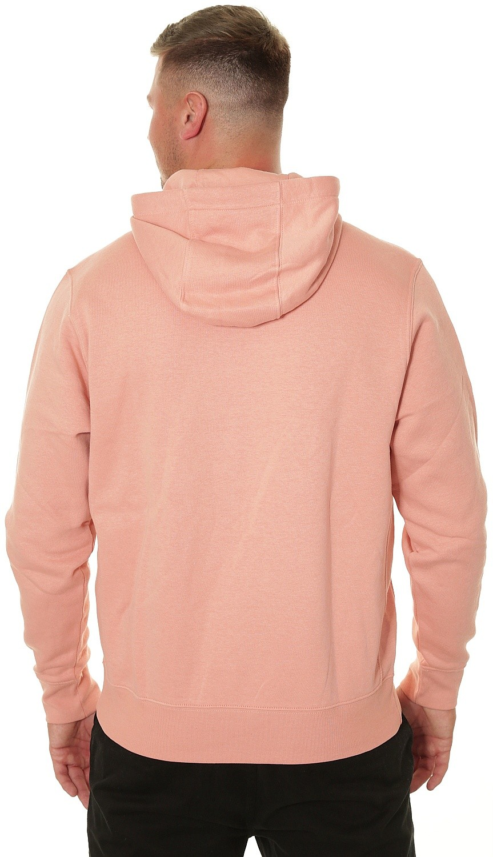 nike hoodie pink quartz