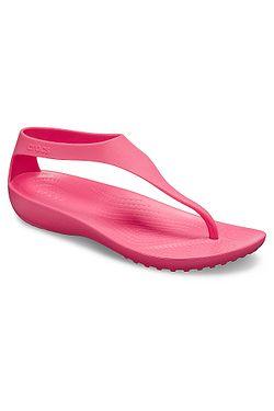 shoes Crocs Serena Flip - Poppy - women´s