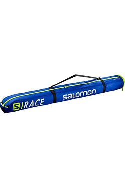 vak Salomon Extend 1 Pair 165+20 Skiba - Race Blue/Neon Yellow Scfl