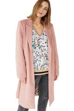 coat Femi Stories Vibi - PNK/Pink - women´s