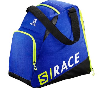 taška Salomon Extend Gearbag - Race Blue/Neon Yellow Scfl