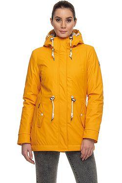 bunda Ragwear Monadis Rainy - 6028/Yellow