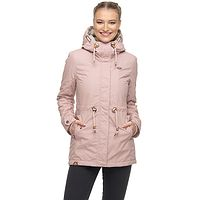 Jacke Ragwear Monadis - 4053/Old Pink - women´s