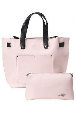 taška Meatfly Alma 3 - C/Powder Pink/Black