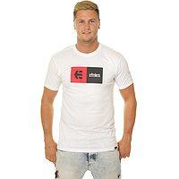 tričko Etnies Eblock - White