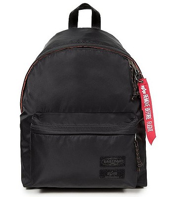pretty nice 6ff41 8aa3b batoh Eastpak Padded Pak'r/Alpha Industries - Alpha Black ...