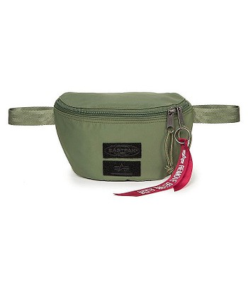 online store dd35b f68e8 ľadvinka Eastpak Springer/Alpha Industries - Alpha Dark Green