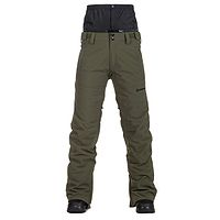 pants Horsefeathers Haila - Olive - women´s