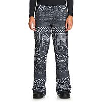calças DC Recruit - KVJ6/Black Mud Cloth Print - women´s
