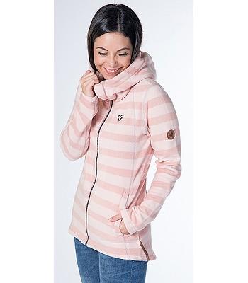 Sweatshirt Alife And Kickin Jessy Zip Candy Stripes Women S Blackcomb Shop Eu
