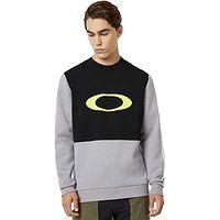 sweatshirt Oakley Jazz Hands DWR Crew - Blackout - men´s