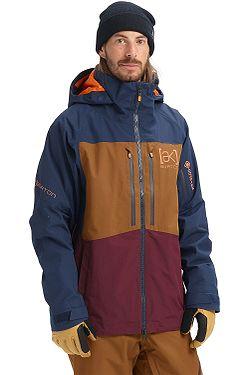 bunda Burton Swash AK 2L Gore-Tex - Dress Blue/Monks Robe/Port Royal
