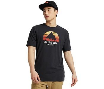 tričko Burton Underhill - True Black