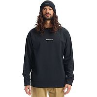 mikina Burton Crown Bonded Crew - True Black