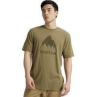 T-Shirt Burton Classic Mountain High - Martini Olive - men´s