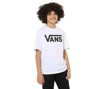 tričko Vans Classic - White/Black