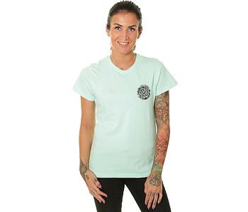 tričko Santa Cruz Cali Poppy - Bubblegum Blue