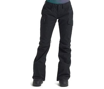 kalhoty Burton Gloria Insulated - True Black