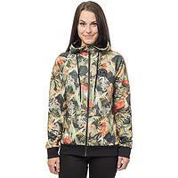 sweatshirt Horsefeathers Adeline Zip - Jungle - women´s