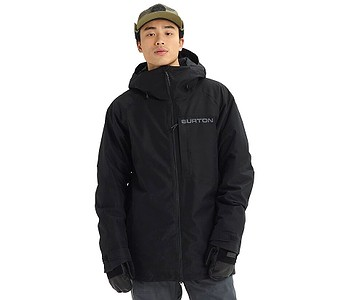 bunda Burton Radial Gore-Tex - True Black