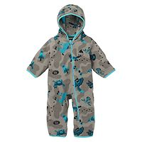 overal Burton Infant Fleece Onesie - Hide And Seek