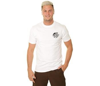 tričko Santa Cruz This Fast - White