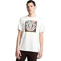 T-shirt Element Surge Icon - Off White - men´s