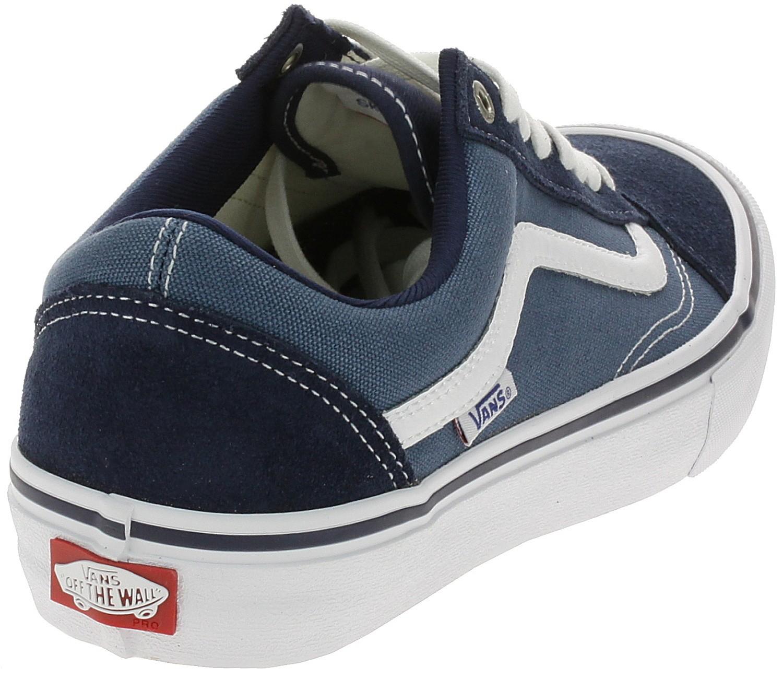 shoes Vans Old Skool Pro NavyStv NavyWhite men´s