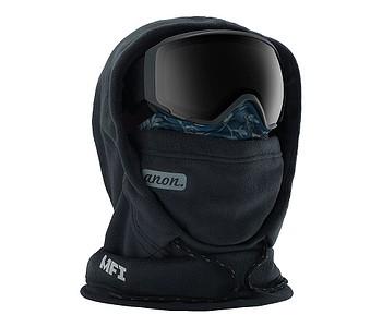 kukla Anon MFI XL Hood Clava - Black