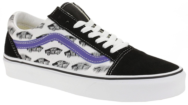 shoes Vans Old Skool - Blur Boards