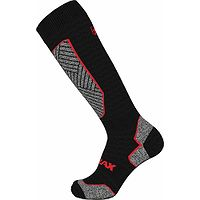 meias Relax Alpine - RSO31/Black/Red