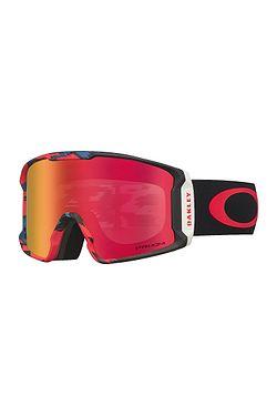 brýle Oakley Line Miner - Sammy Carlson/Razor Camo Red Blue/Prizm Torch Irid