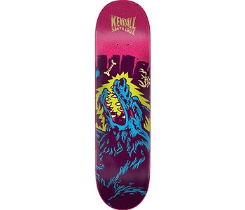 skateboard Santa Cruz Kendall Wolf - Flashback