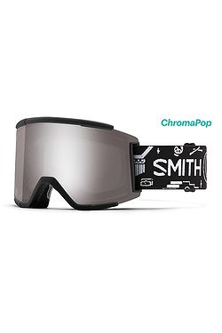 brýle Smith Squad XL - Craig Robson/ChromaPop Platinum Mirror/Rose