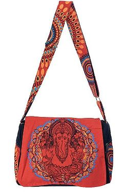taška Sittar Ganesh - Red