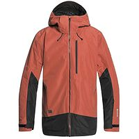 gilet Quiksilver Forever 2L Gore-Tex - RQJ0/Barn Red - men´s