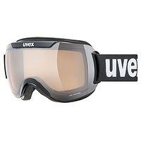 okuliare Uvex Downhill 2000 V - Black/Silver