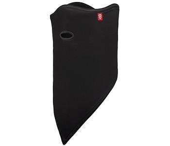 maska Airhole Facemask 2 Layer - Black