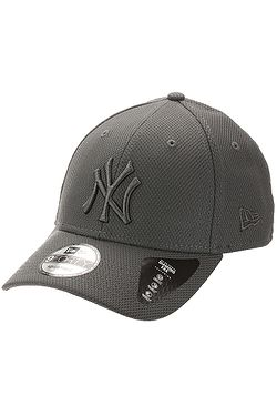 cap New Era 9FO Mono Team Diamond Era MLB New York Yankees - Graphite - men´s