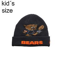 Mütze New Era Mascot Cuff NFL Chicago Bears Infant - Dark Blue - kid´s