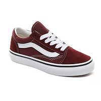 chaussures Vans Old Skool - Andorra/True White - unisex junior