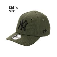 casquette New Era 9FO League Esstential MLB New York Yankees Toddler - New Olive/Black - kid´s