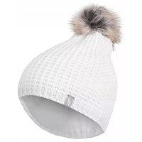 Mütze 4F H4Z19-CAD010 - 10S/White - women´s
