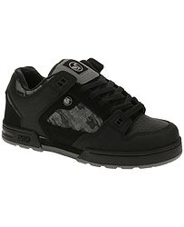 boty DVS Militia Snow - Black/Camo/Leather