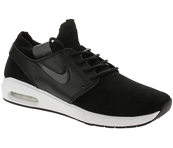 boty Nike SB Air Max Janoski 2 Premium - Black/Black/Black/Thunder Gray
