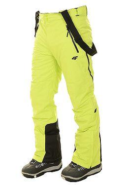 kalhoty 4F H4Z19-SPMN012 - 45S/Canary Green