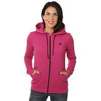 camisola 4F H4Z19-BLD003 Zip - 53S/Dark Pink - women´s