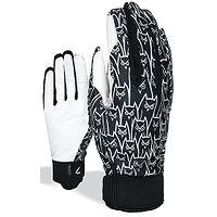 rukavice Level Pro Rider - Black/White