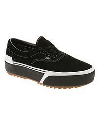 boty Vans Era Stacked - Suede/Black/Gum