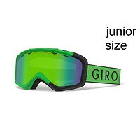 des lunettes Giro Grade - Bright Green/Black Zoom Loden Green - unisex junior